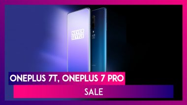 OnePlus 7T, OnePlus 7 Pro India Prices Slashed