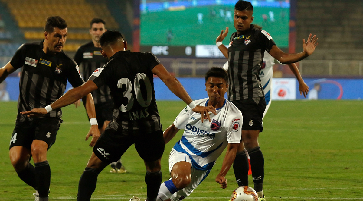 ISL 2019–20 ODS vs ATK Result: Odisha FC, ATK Play-Out Barren Stalemate