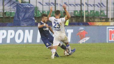 ISL 2019–20 Result: Odisha FC Rally to Hold Chennaiyin 2-2 at Jawaharlal Nehru Stadium