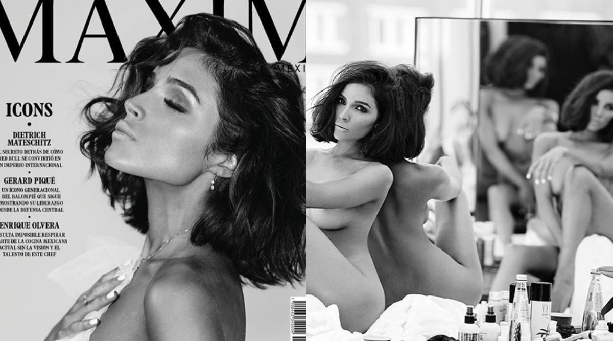 Maxim Recycles Olivia Culpo's Very Naked Photoshoot For Their November Issue While The Model Talks About Body Image Issues! View Pics