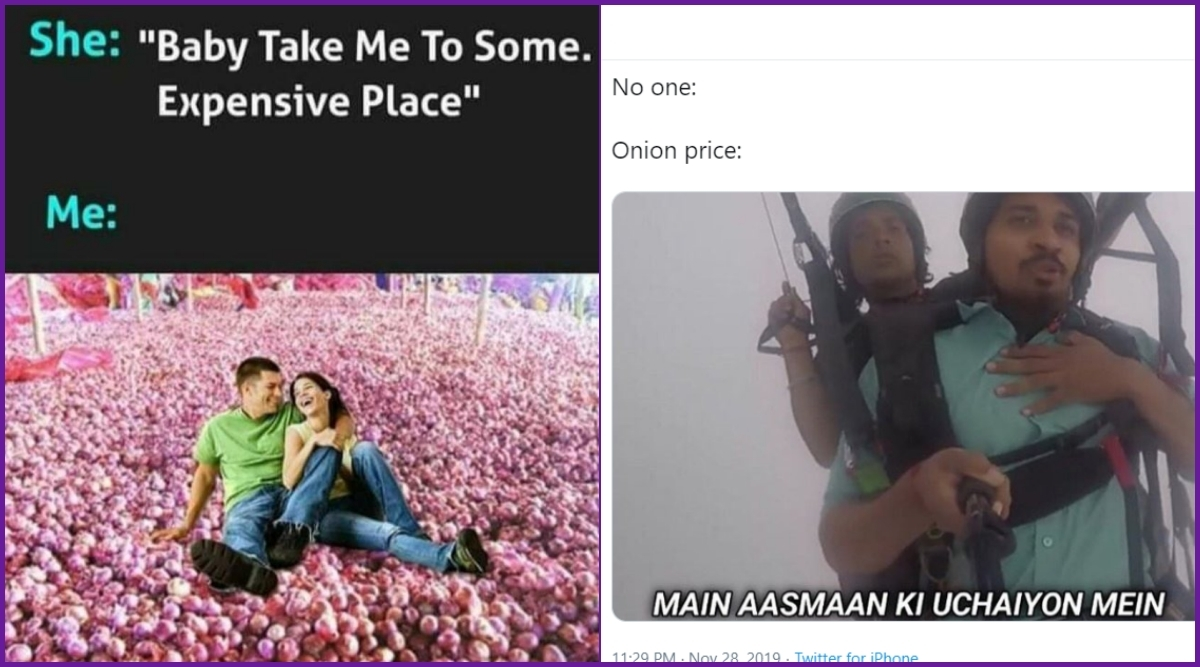 Onion Price Hike Gets Made Into Funny Memes! These Jokes and TikTok Videos Will Give a Respite From The Pinch in Your Pocket, Or Maybe Not!