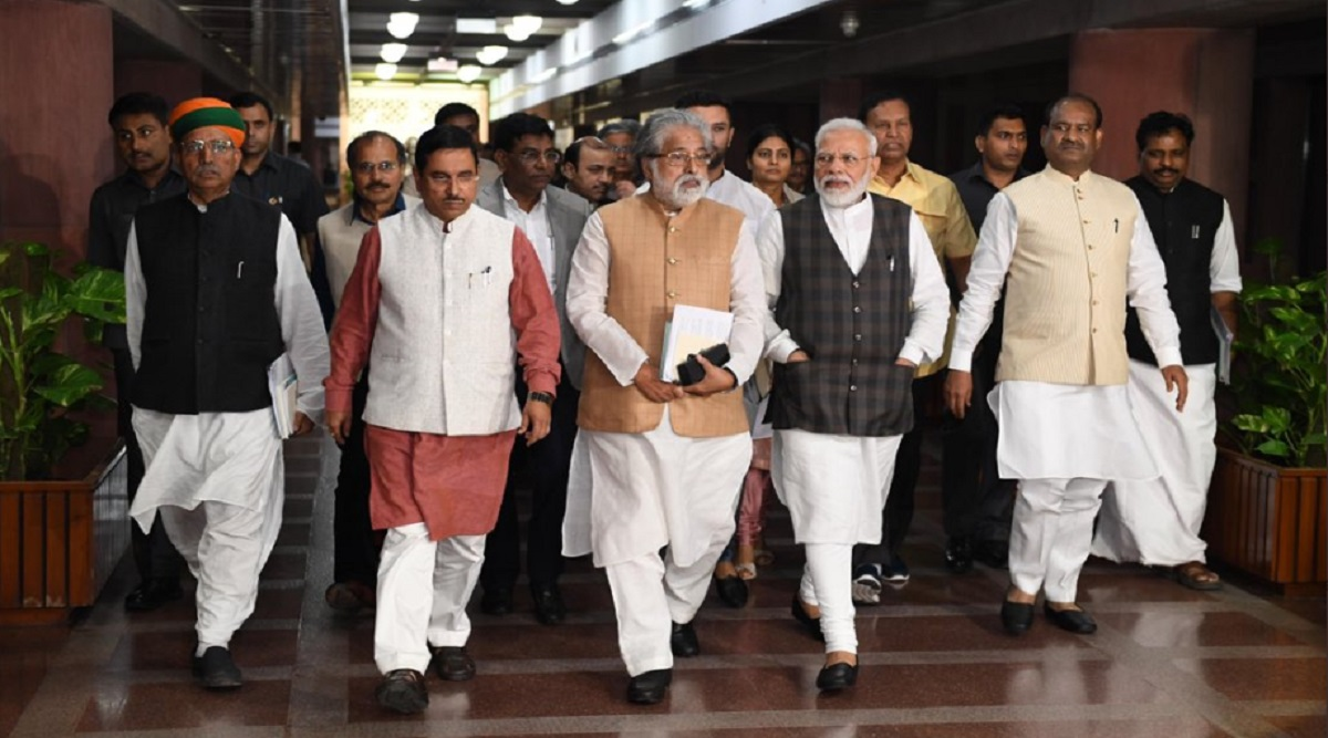 At All-Party Meet Ahead of Parliament's Winter Session, PM Modi Says Focus Must be on 'People-Centric Issues'