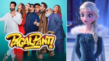Pagalpanti Disappoints While Frozen 2 Springs A Surprise At The Box Office On Day 1, As Per Early Estimates