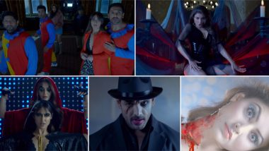 Pagalpanti Song Bimar Dil: Urvashi Rautela and Team Are Not Over Halloween Yet! This Spooky Track Will Give You the Chills (Watch Video)