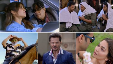 Pagalpanti Trailer 2: Anil Kapoor, John Abraham, Pulkit Samrat and Arshad Warsi Promise a Crazy Ride! (Watch Video)