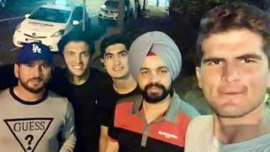 Yasir Shah Explains Pakistan Cricket Team's Chance Meeting With Indian Sikh Taxi Driver in Brisbane and It's Too Sweet For Words (Watch Video)