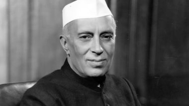 Jawaharlal Nehru 56th Death Anniversary: Interesting Facts About India's First Prime Minister Who Laid The Foundation of Independent India