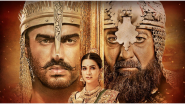 Panipat Row: Arjun Kapoor-Kriti Sanon's Film Stops Screening in Jaipur Theaters After Protests from a Community over Portrayal of Maharaja Surajmal