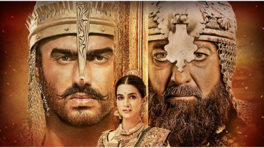 Panipat Quick Movie Review: Arjun Kapoor, Kriti Sanon and Sanjay Dutt's Period Drama is Pretty Engrossing!