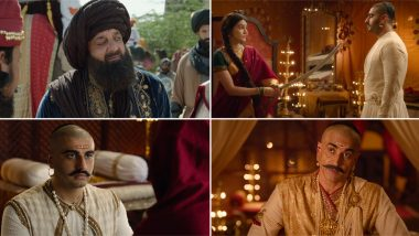 Panipat Trailer: Arjun Kapoor As Sadavshiv Rao Bhau and Sanjay Dutt As Ahmad Shah Abdali Take You on an Epic War Journey Like Never Before (Watch Video)
