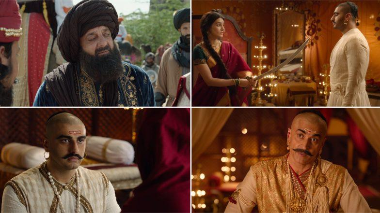 Panipat Trailer: Arjun Kapoor As Sadavshiv Rao Bhau and Sanjay Dutt As Ahmad Shah Abdali Take You on an Epic War Journey Like Never Before (Watch Video)