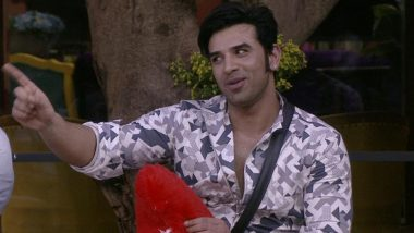 Bigg Boss 13: Paras Chhabra Suffers A WTF Moment, Almost Saves His Wig From Falling Off (Watch Video)