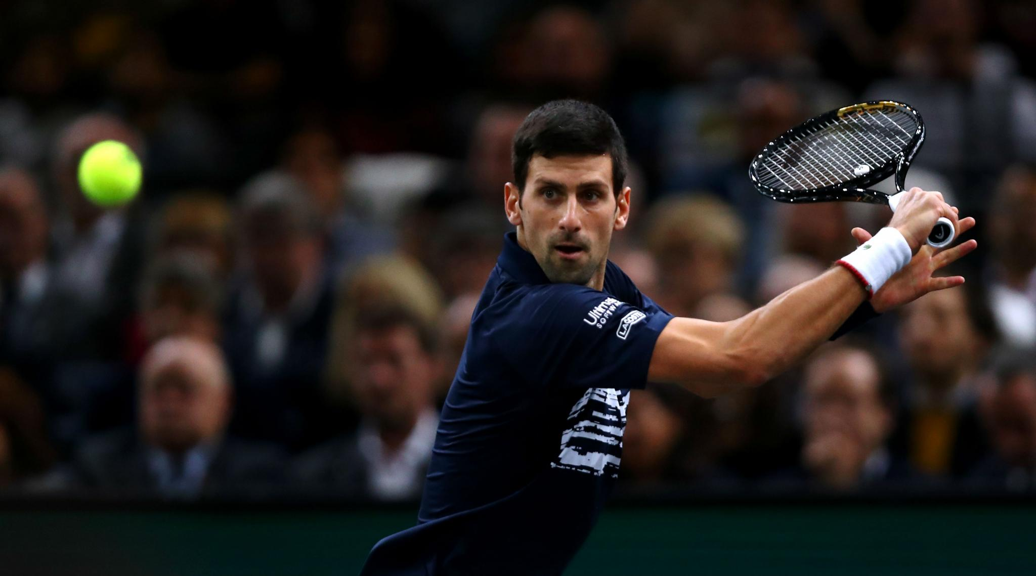 Novak Djokovic Greets Fans After Spectacular Victory Against Matteo Berrettini in Nitto ATP Finals 2019 Tennis Tournament (Watch Video)
