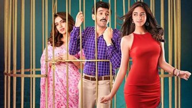 Pati Patni Aur Woh Quick Movie Review: Kartik Aryan, Bhumi Pednekar and Ananya Panday's Film is Funny in Parts