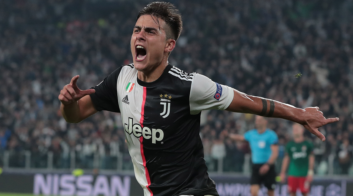 Paulo Dybala Raises His Voice For Women on International Day for the Elimination of Violence against Women 2019