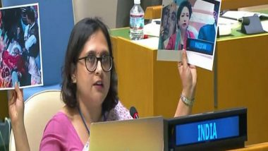 Pakistan Exporting Terror, Stifling Women's Voices for Narrow Political Gains: India at UNSC