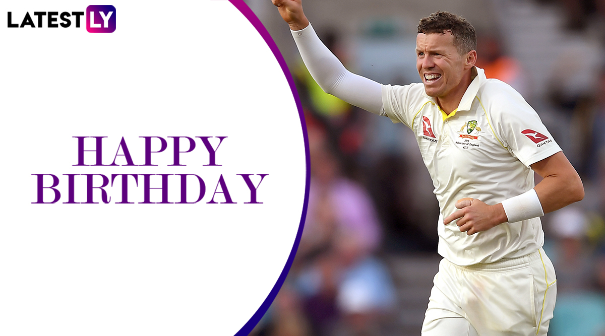 Happy Birthday Peter Siddle: Some Best Performances From Australian Bowler