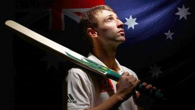 Philip Hughes 32nd Birth Anniversary: Netizens Pay Tribute to Late Australian Cricketer, Trend #63notout on Twitter