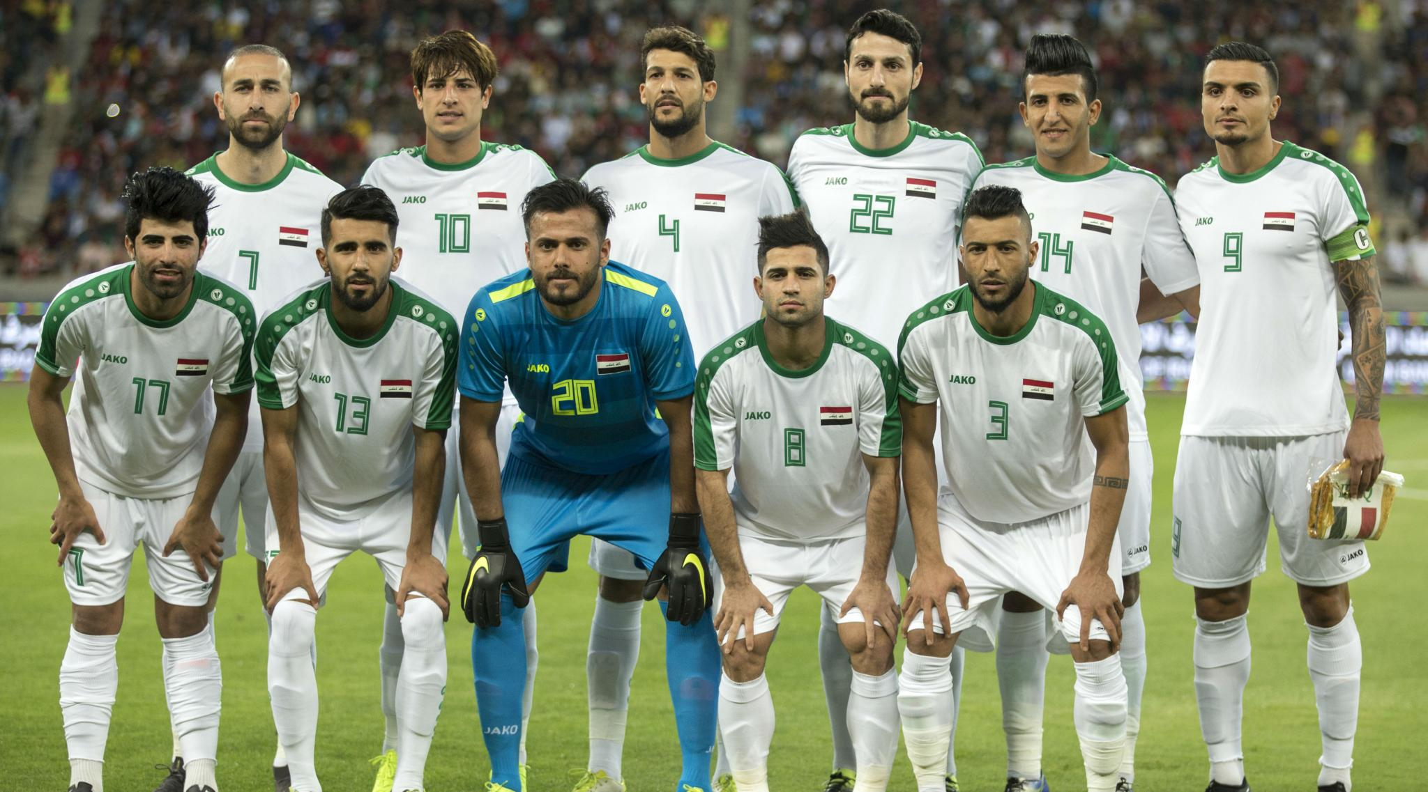 Iraq Aims to Revive Protests Against Baghdad Government With Iran Football Match in 2022 World Cup Qualifiers