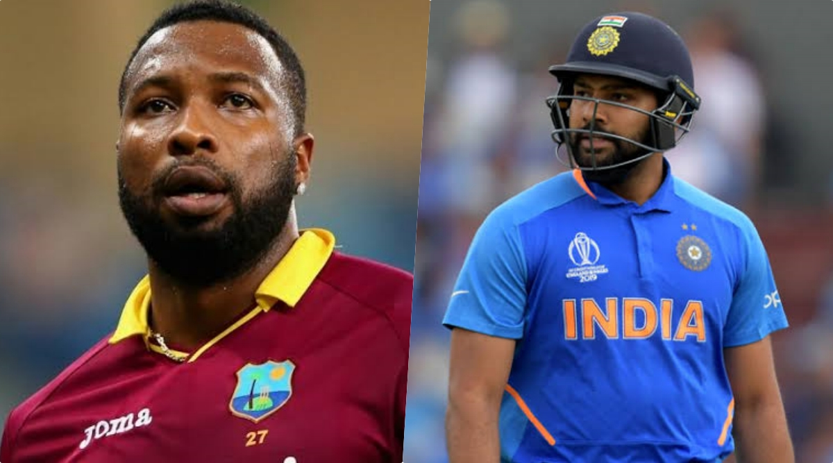 Unfriendship Day Begins on December 6! Kieron Pollard Unfollows Rohit Sharma on Twitter Ahead of India-West Indies Series