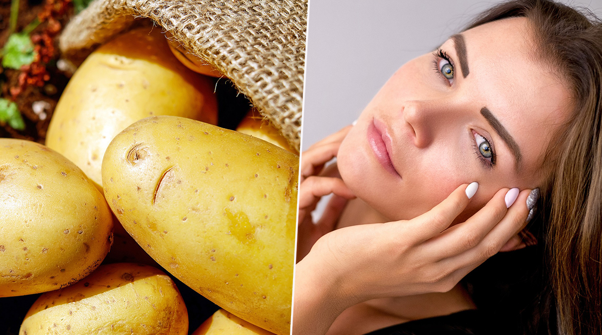 Home Remedy of the Week: Potato to De-Tan Skin; How This Root Vegetable Can Make Your Skin Healthy & Glowing (Watch Video)