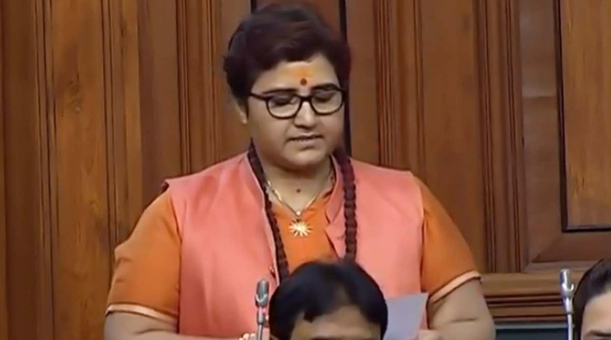 Pragya Singh Thakur Apologises For Her 'Godse Patriot' Comment in Lok Sabha, Says 'Remark Taken Out of Context'