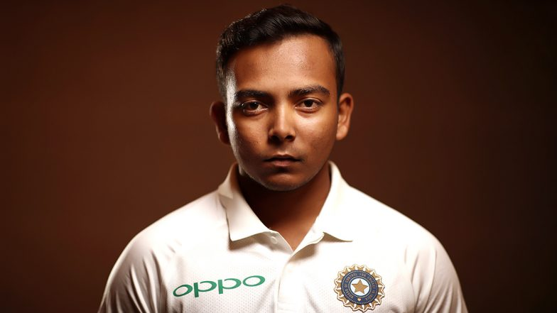 Prithvi Shaw Included in Mumbai Squad for Syed Mushtaq Ali Tournament, Eligible to Play from November 17