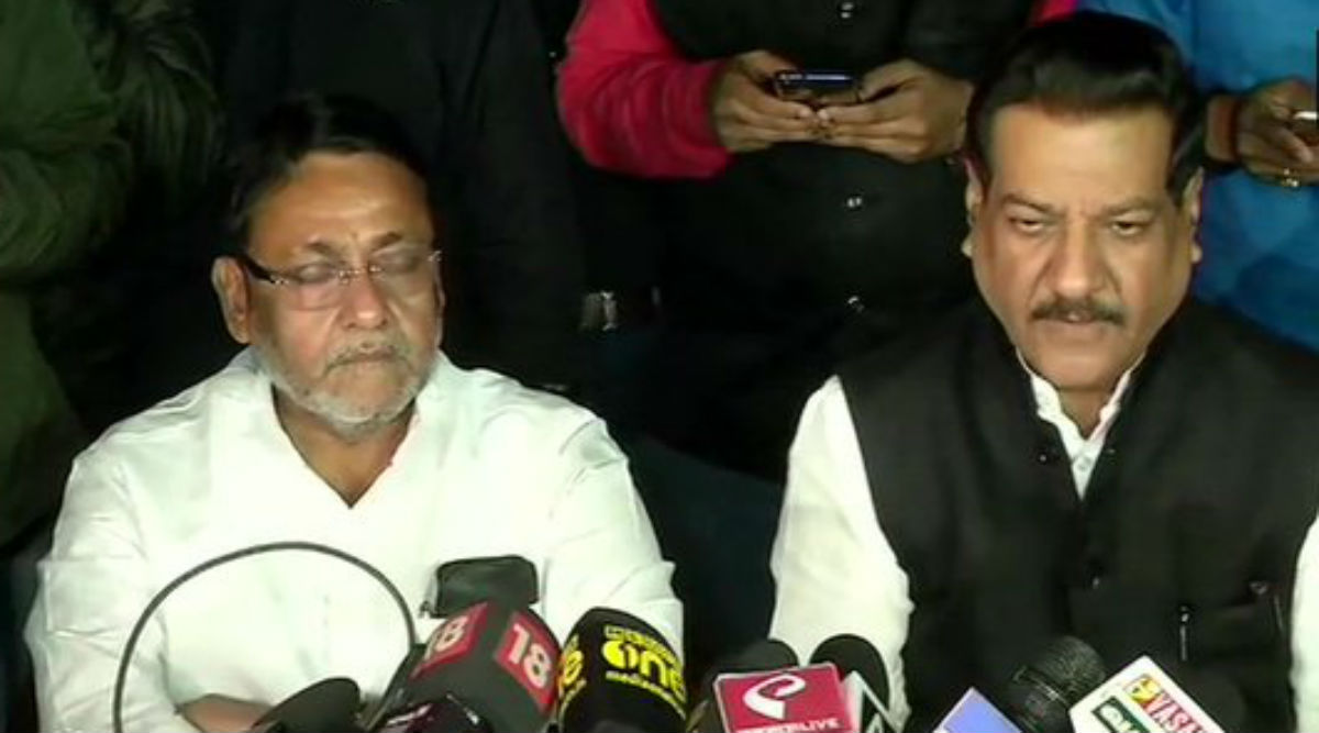 Maharashtra Deadlock to End, Coalition Govt Soon, Says Prithviraj Chavan After Congress-NCP Meeting