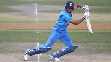 India Squad for ICC Under-19 Cricket World Cup 2020 Announced: Priyam Garg to Lead U-19 Side, Dhruv Chand Jurel Named Vice-Captain