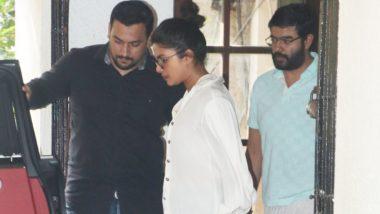 Shaukat Kaifi Passes Away: Priyanka Chopra Jonas with Brother Siddharth Chopra Visits Shabana Azmi's Residence