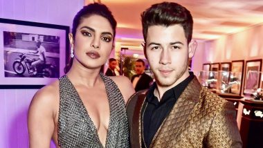Priyanka Chopra and Nick Jonas Complete 8 Days of Self-Quarantine Due to COVID-19 Pandemic, Actress Says 'Our Lives Have Turned Upside Down' (Watch Video)
