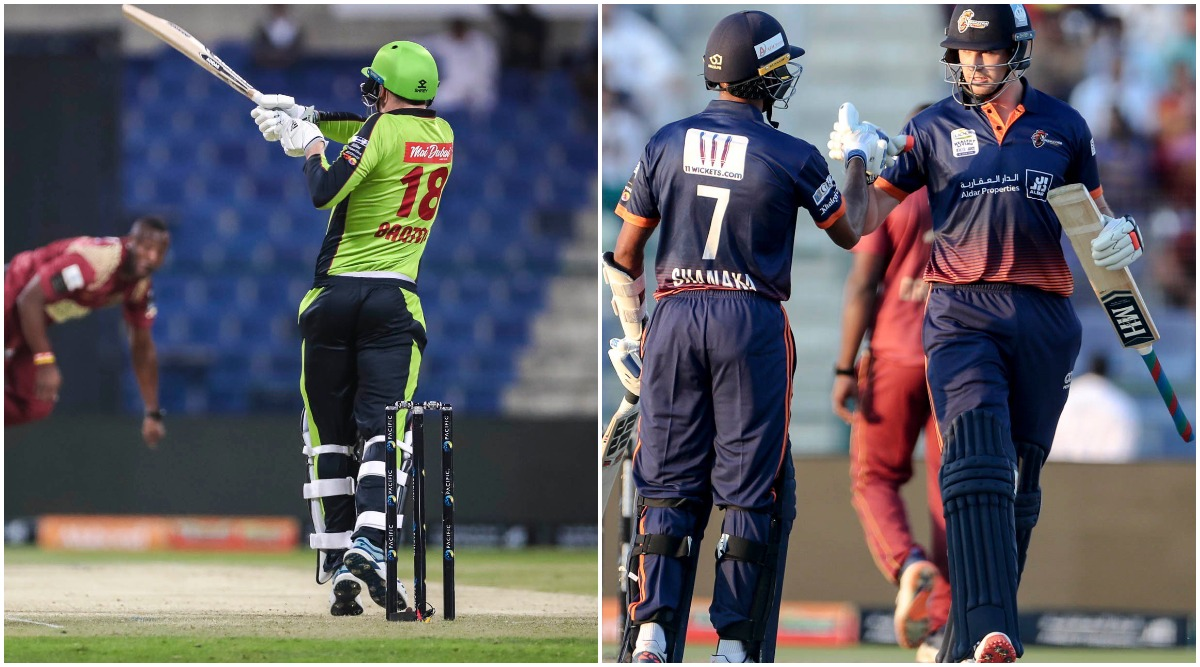 Abu Dhabi T10 League 2019 Live Streaming of Qalandars vs Maratha Arabians on Sony Liv: How to Watch Free Live Telecast of BAT vs KAT on TV & Cricket Score Updates in India