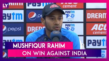 Nothing To Lose Mindset Will Help Us Play Fearlessly Against India Says Bangladesh's Mushfiqur Rahim