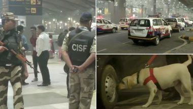 Delhi: Unattended Bag With Suspected RDX Contents Found Near Terminal 3 of IGI Airport, Bomb Squad at Spot