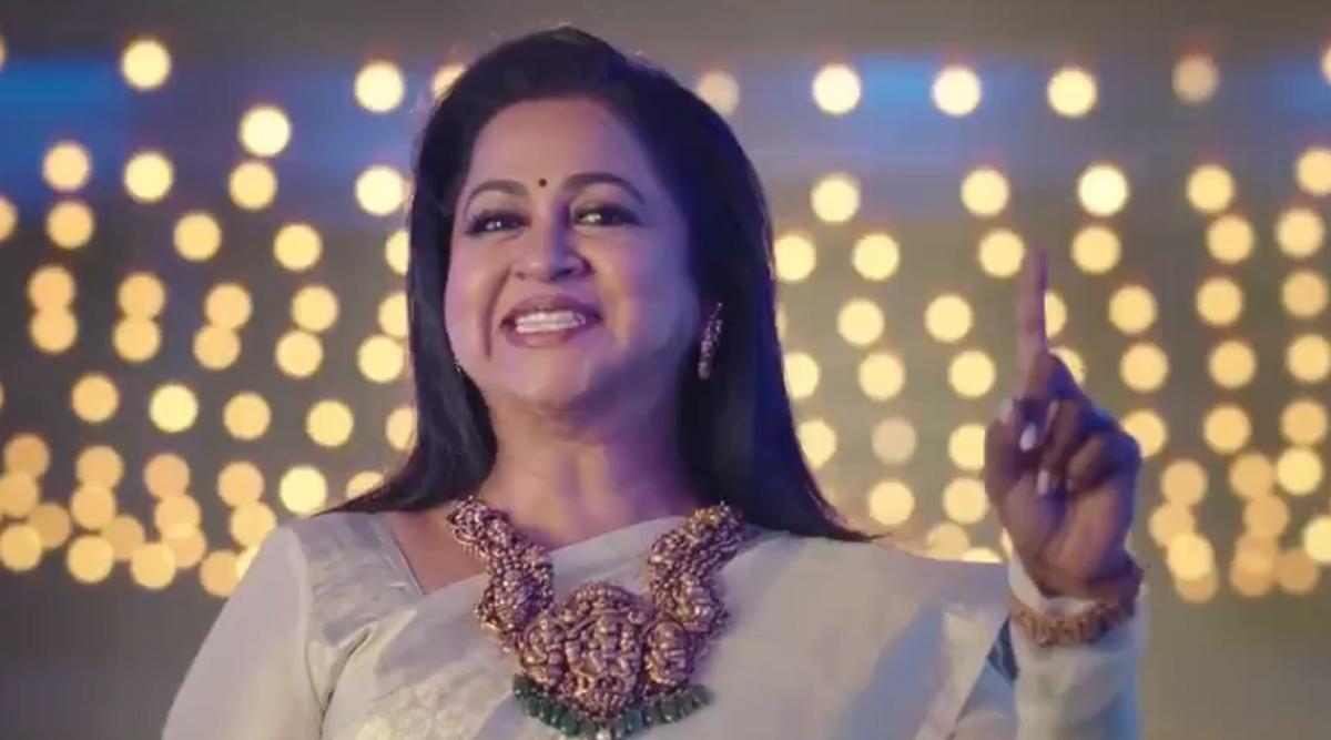Kaun Banega Crorepati Tamil: Amitabh Bachchan Congratulates Radikaa Sarathkumar, The First Ever Female Host of KBC (Watch Video)