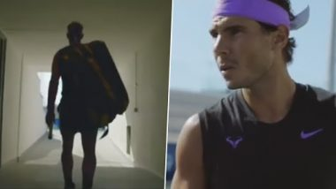 Rafael Nadal Goes Down Memory Lane, Shares Video That Will Make Rafa Fans Nostalgic.