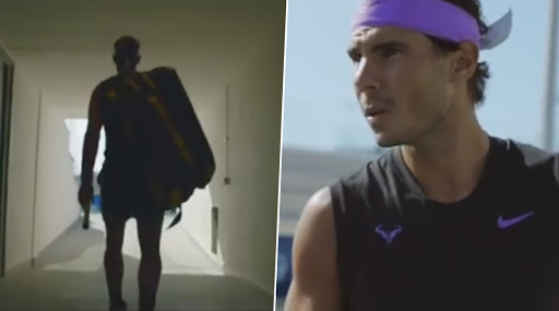 Rafael Nadal Goes Down Memory Lane, Shares Video That Will Make Rafa Fans Nostalgic.