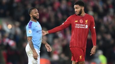 Raheem Sterling Dropped From England Team for Euro 2020 Qualifier Match Against Montenegro After Physical Clash With Joe Gomez