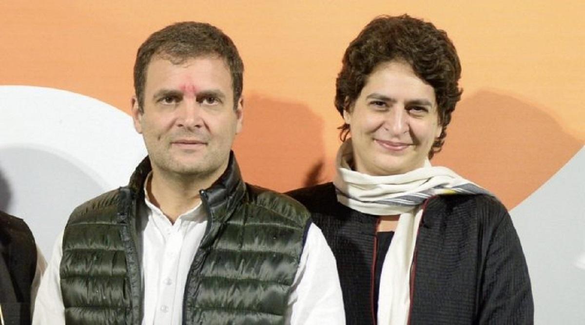 Rahul Gandhi, Priyanka Gandhi Vadra Meet Congress Leader P Chidambaram in Tihar Jail