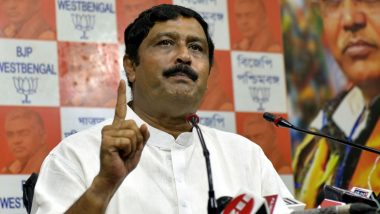 Tapas Pal Death: BJP's Rahul Sinha Blames Mamata Banerjee for Death of Trinamool Congress MP