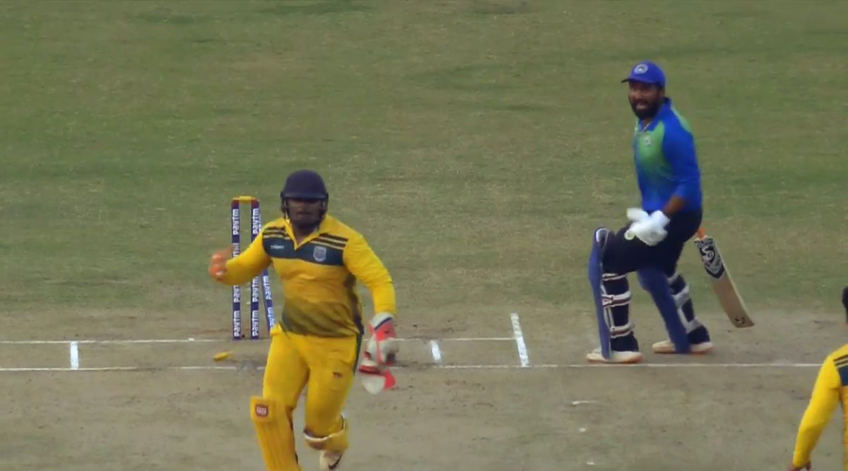 Rahul Tewatia Fumes at Himanshu Rana After Getting Run-Out During Maharashtra vs Haryana Clash in Syed Mushtaq Ali Trophy 2019 (Watch Video)