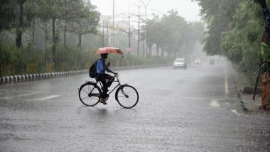 Monsoon Hits Kerala, Heavy Rains Lash Parts of Thiruvananthapuram, Temperature Likely to Go Down to 25 Degree Celsius During the Day