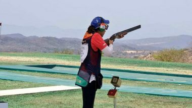 Rajeshwari Kumari Creates National Record in Women's Trap Competition in 63rd National Shotgun Shooting Championship