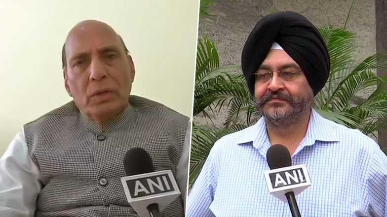 Rafale Review Plea Verdict: Rajnath Singh Lauds Supreme Court Judgment, Ex-IAF Chief BS Dhanoa Says 'Vindicated'
