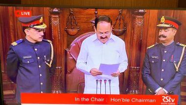 Winter Session of Parliament 2019: Rajya Sabha Marshals' Uniform Changes to Military Green