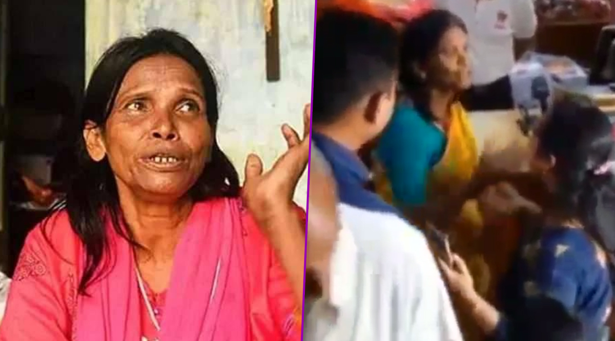 Ranu Mondal's 'Diva Behaviour' Appals the Internet, Singer Scolds Fan Who Touched Her While Asking for Selfie (Read Tweets)