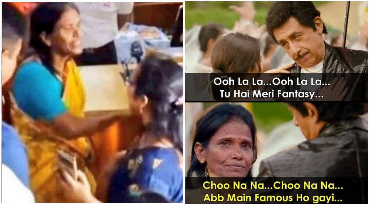 Ranu Mondal 'No-Touch' Attitude After Becoming Famous Goes Viral! Funny Memes on 'Things You Should Not Touch' Takeover Twitter