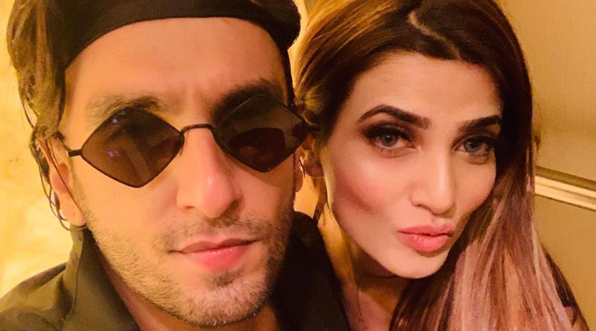 Ranveer Singh Calls His Make-Up Artist Guneet Virdi 'Bhabhi'