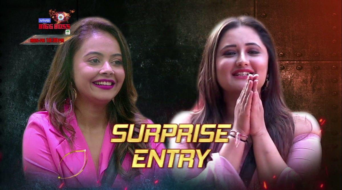 Bigg Boss 13: Rashami Desai and Devoleena Bhattacharjee's Re-Entry Leaves Fans Unhappy, Reveals Poll Results