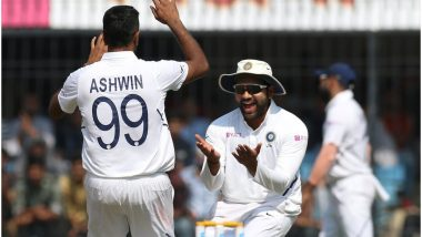 Ravichandran Ashwin Beats Anil Kumble to Become Fastest Indian to Take 250 Test Wickets at Home, Reaches Milestone During IND vs BAN 1st Test Match